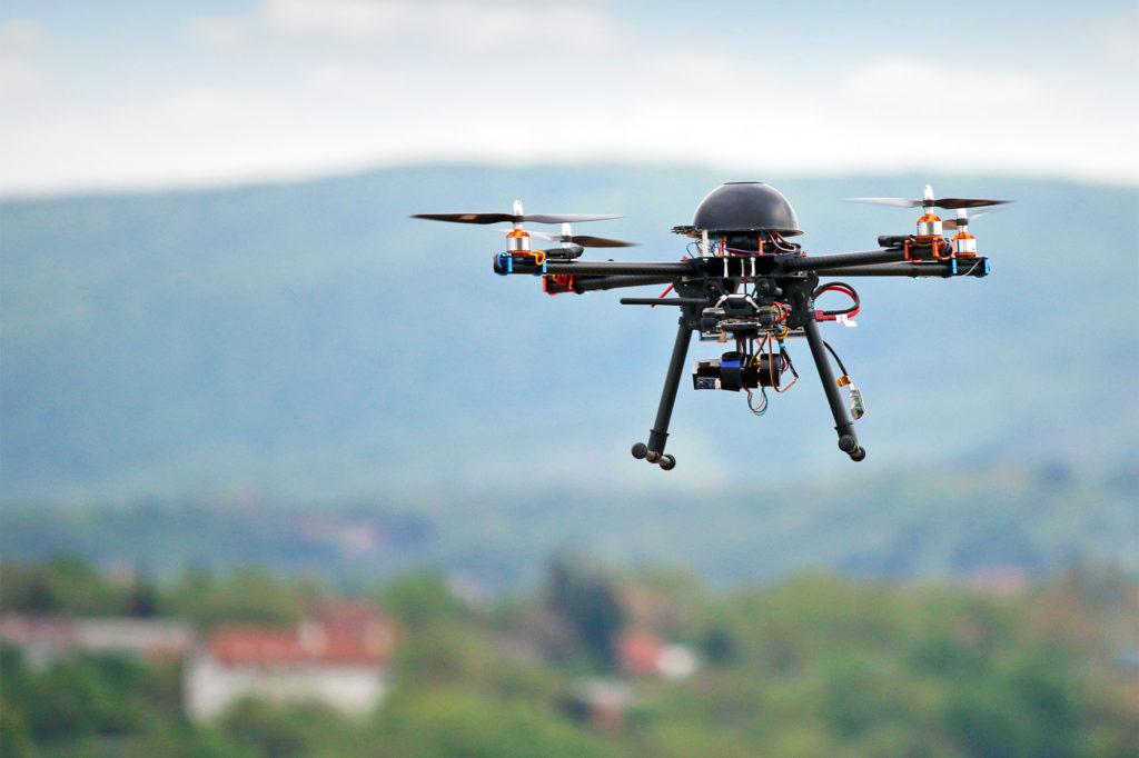 I DRONI ormai nella nostra vita quotidiana