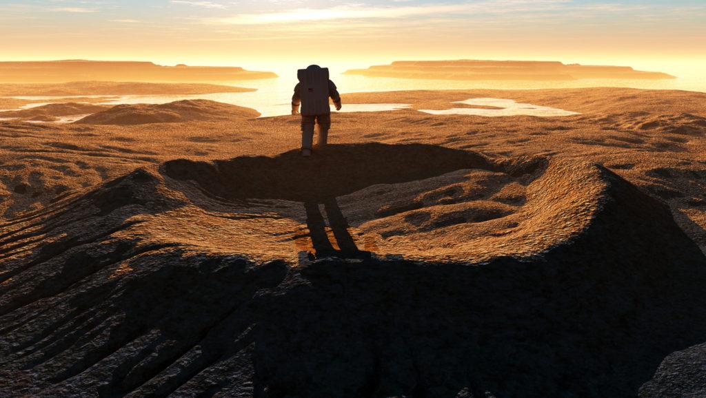 MARTE: rischio cancro elevato per gli astronauti