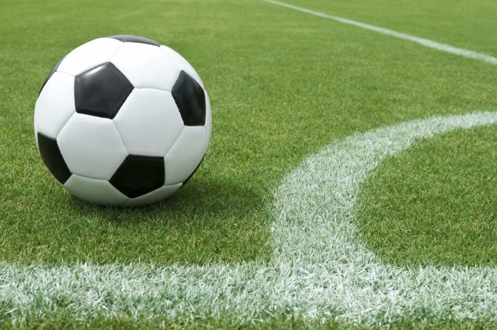 Riciclare creativamente i palloni da calcio
