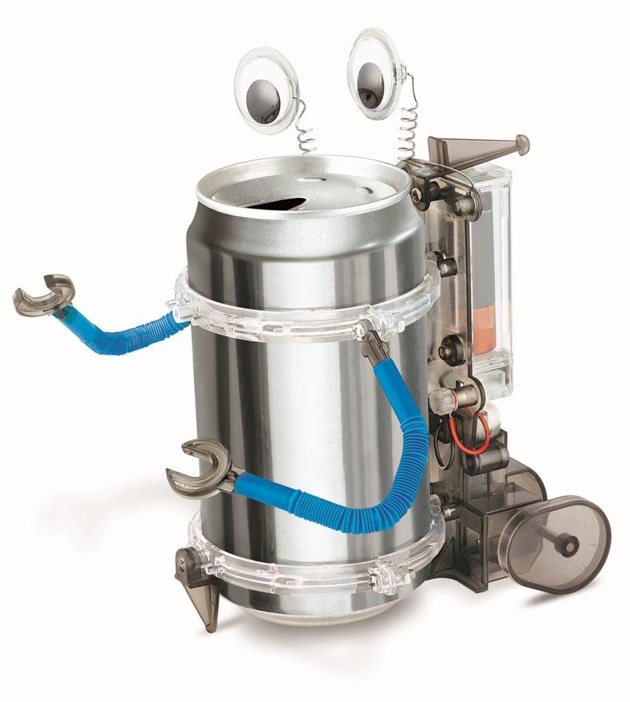 Robot, intelligenza artificiale e riciclo