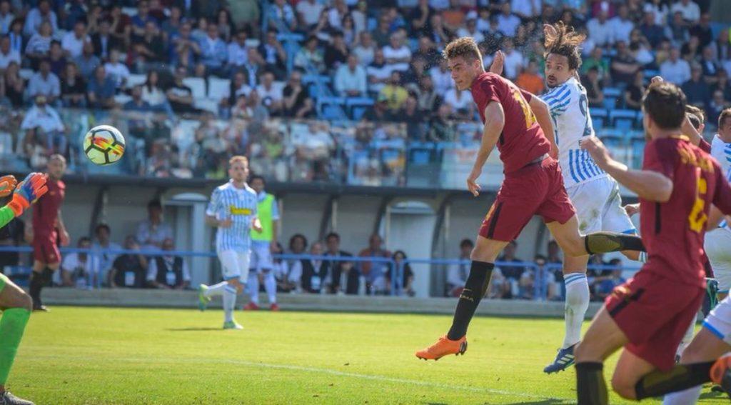 Serie A: Spal Roma 0-3, si sblocca Schick