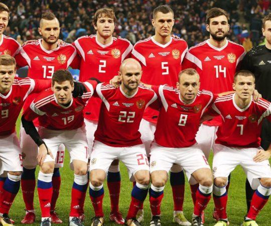 Mondiali: 5-0 all'Arabia, goleada Russia alla prima