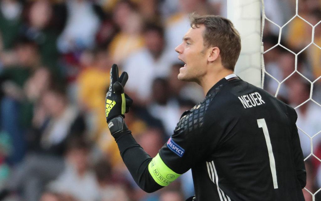 Torna Neuer, ma Germania ko con Austria