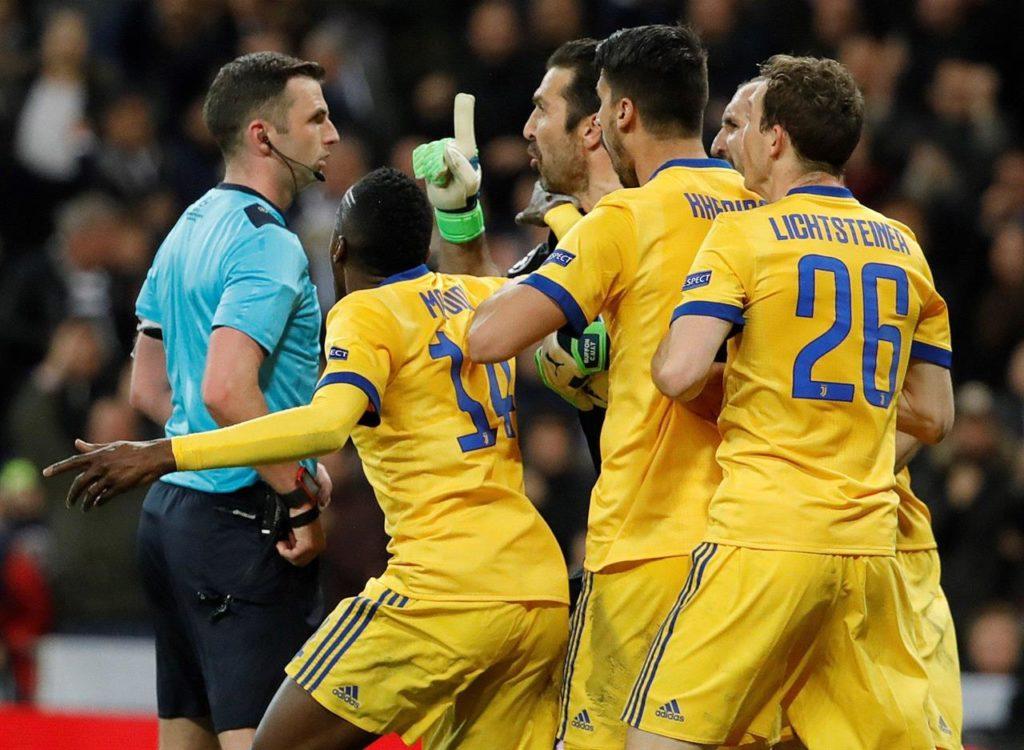Uefa squalifica Buffon per tre partite