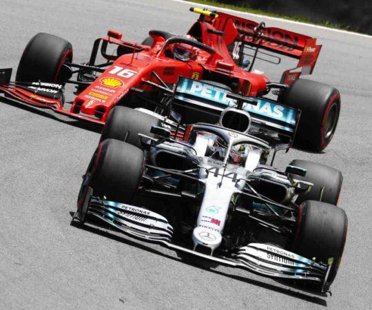 Punti di domanda sull'inizio del motorsport.